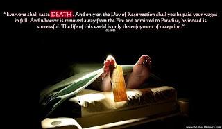 Cukuplah Kematian Sebagai Nasehat