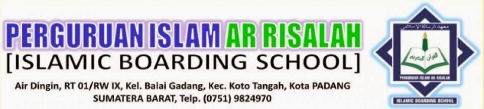 Rekrutmen Yayasan Ar Risalah