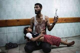 Israel Kembali Serang Muslim di Jalur Gaza Menjelang Bulan Ramadhan