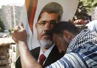 Pengadilan Mesir Dikecam Dunia Setelah Jatuhi Hukuman Mati Untuk Presiden Sah Hasil Demokrasi, Mohammad Mursi