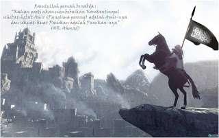 Pertama Dalam Sejarah, Turki Rayakan Penaklukan konstantinopel Oleh Sultan Muhammad Al Fatih