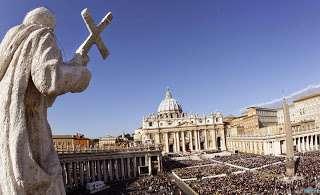Gereja Vatikan Ternyata Larang Perbuatan Homoseksual dan Sayangka Negara Yang Melegalkannya