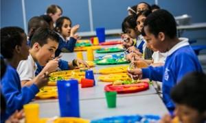 Barclay Primary School, Leyton, London.