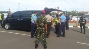 pencegahan bom di bandara