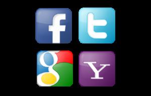 google-facebook-yahoo-twitter