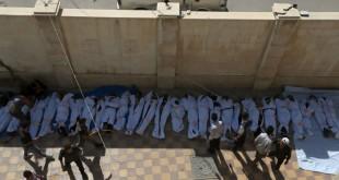 Hampir Setengah Juta Warga Suriah Tewas Akibat Perang