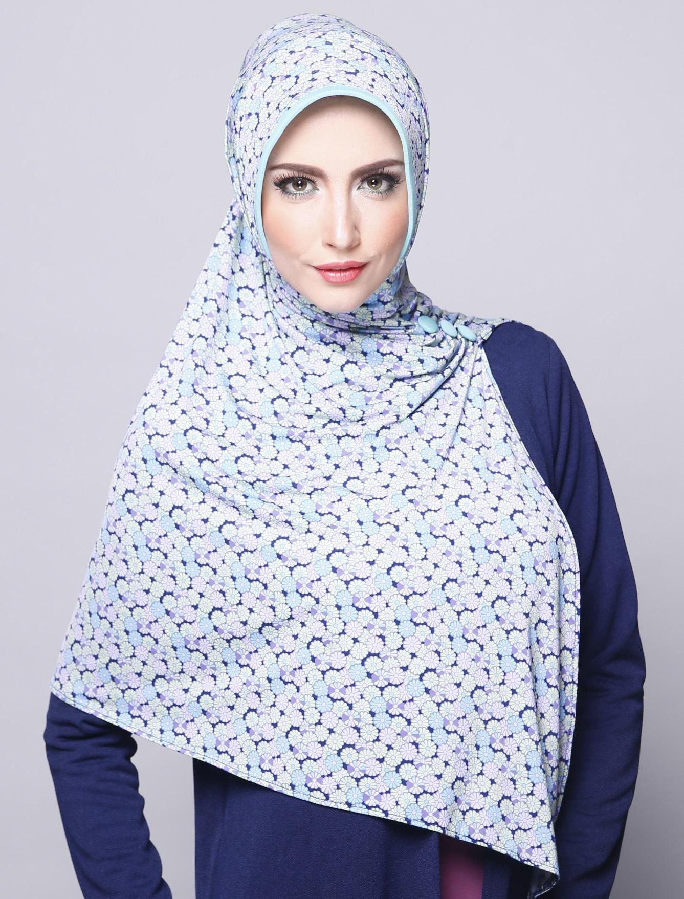 Model Jilbab Zoya Terbaru Kerudung Zoya 2015 Baju Zoya