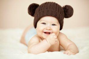 foto-gambar-bayi-lucu-banget-dengan-senyum-mempesona
