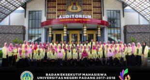 Dominasi Mahasiswa Dari Fakultas di BEM UNP